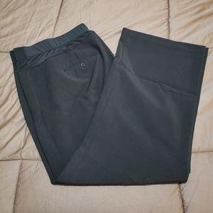 Duo Maternity black trouser pants 3XL